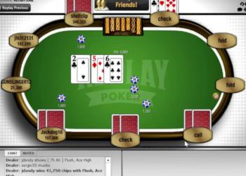 Replay Poker